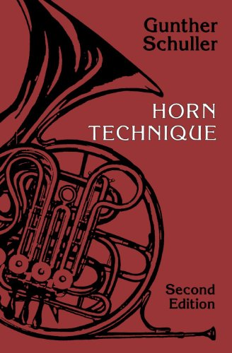 9780198162773: Horn Technique