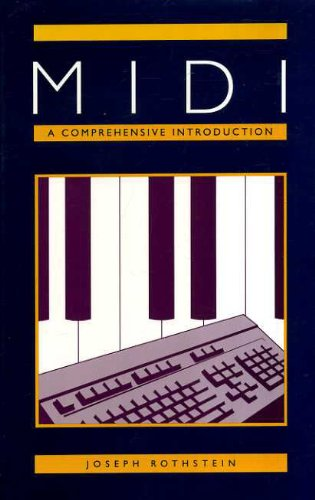 9780198162933: MIDI: A Comprehensive Introduction (Computer Music & Digital Audio)