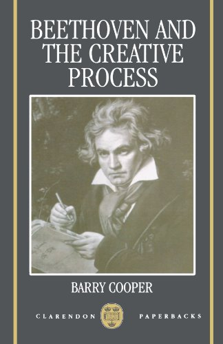9780198163534: Beethoven and the Creative Process (Clarendon Paperbacks)