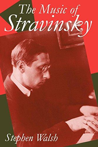 9780198163756: The Music of Stravinsky