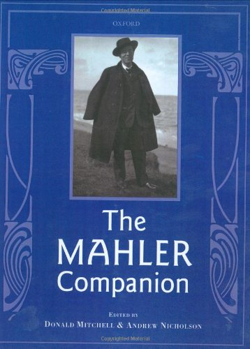 9780198163763: The Mahler Companion