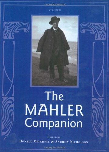 9780198163763: The Mahler Companion