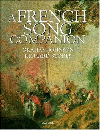 9780198164104: A French Song Companion
