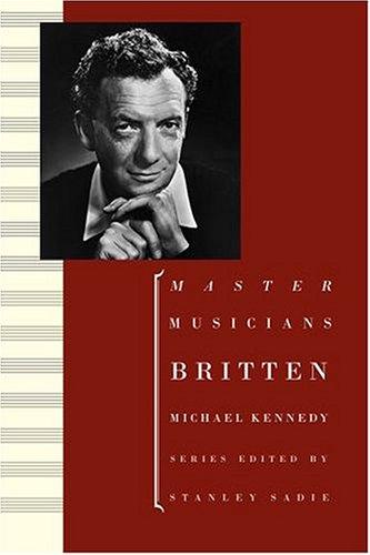9780198164791: Britten (Master Musicians Series)
