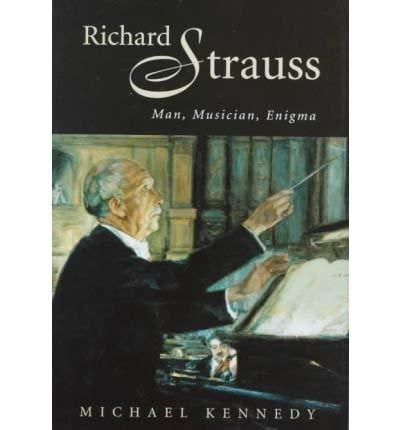 9780198164814: Richard Strauss (Master Musician)