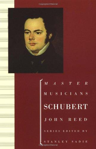 9780198164944: Schubert (Master Musicians Series)