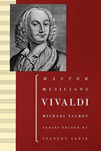 9780198164975: Vivaldi (Master Musicians Series)