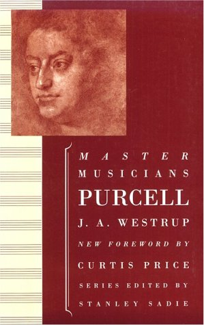 9780198165460: Purcell (Master Musician)
