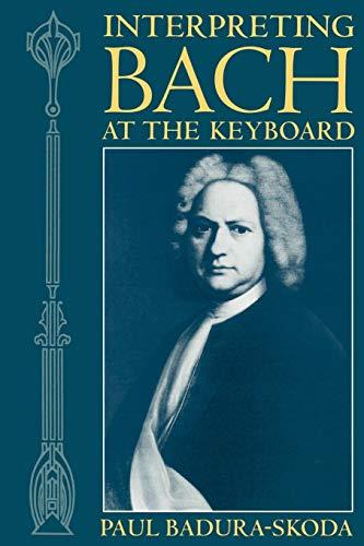 9780198165767: Interpreting Bach at the Keyboard (Clarendon Paperbacks)