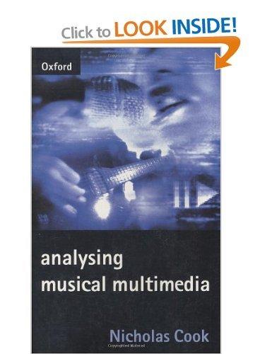 9780198165897: Analysing Musical Multimedia