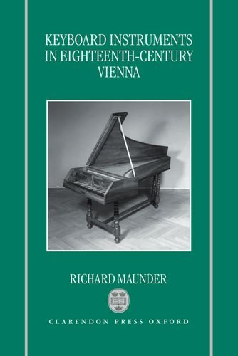 9780198166375: Keyboard Instruments in Eighteenth-Century Vienna