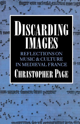 9780198166795: Discarding Images: Reflections on Music and Culture in Medieval France