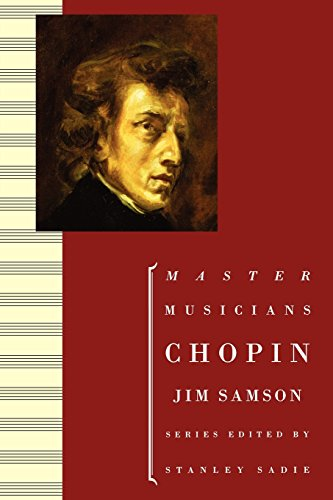 9780198167037: Chopin (Master Musicians (Paperback Oxford))