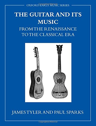 9780198167136: The Guitar and Its Music (Oxford Early Music Series)