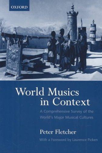 9780198167198: World Musics in Context: A Comprehensive Survey of the World's Major Musical Cultures