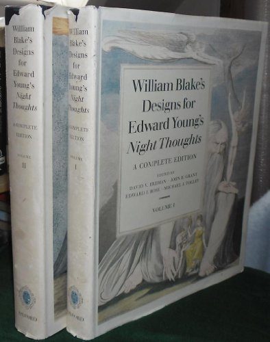 9780198173120: William Blake's Designs for Edward Young's