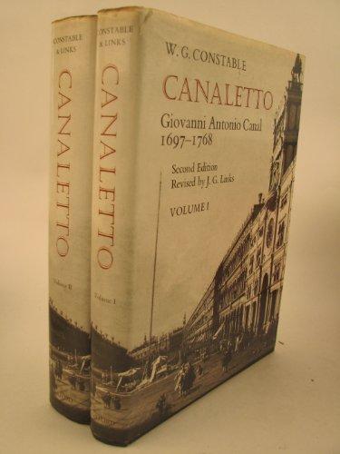 9780198173243: Canaletto: Giovanni Antonio Canale, 1697-1768