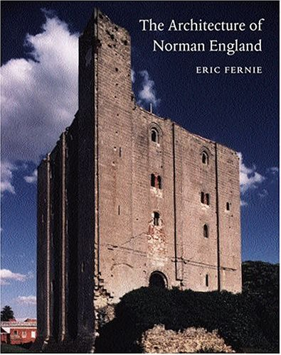 9780198174066: The Architecture of Norman England