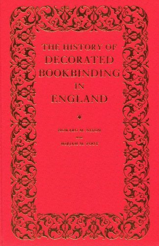 9780198181828: The History of Decorated Bookbinding in England (Lyell Lectures in Bibliography)