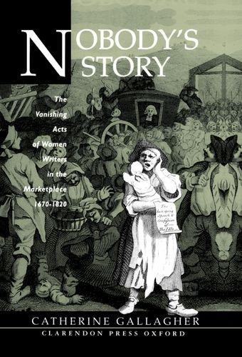 9780198182436: Nobody's Story