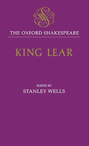 9780198182900: The Oxford Shakespeare: The History of King Lear: The 1608 Quarto