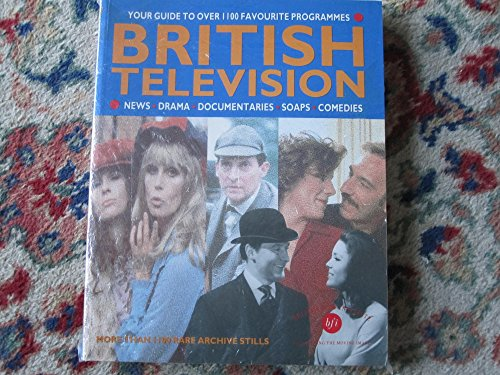 9780198183365: British Television: An Illustrated Guide