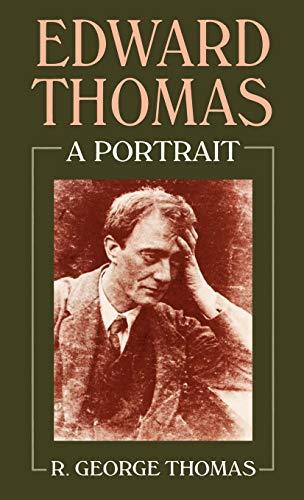 9780198185277: Edward Thomas: A Portrait