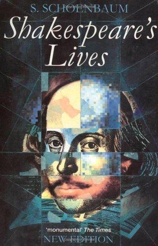 9780198186182: Shakespeare's Lives (Oxford paperbacks)