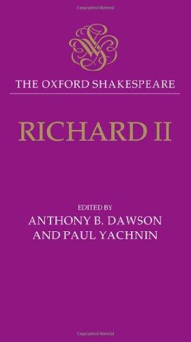 9780198186427: The Oxford Shakespeare: Richard II