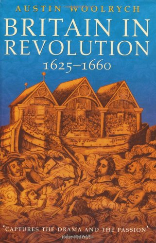9780198200819: Britain in Revolution: 1625-1660
