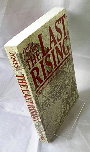 9780198201021: The Last Rising: Newport Insurrection of 1839