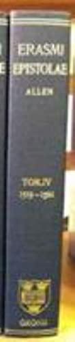 9780198203445: Opus Epistolarum Des. Erasmi Roterodami: Volume IV: 1519-1521: 004