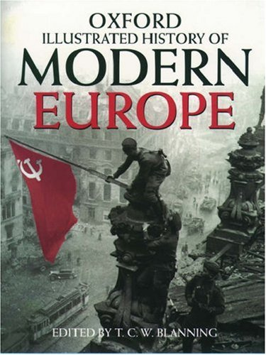 9780198203742: The Oxford Illustrated History of Modern Europe