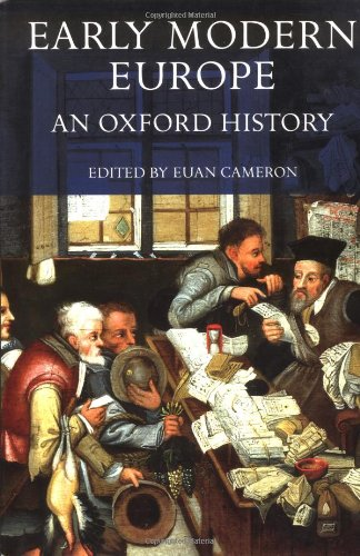 9780198205289: Early Modern Europe: An Oxford History