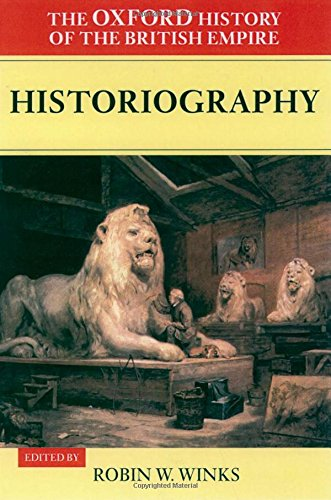 9780198205661: The Oxford History of the British Empire, Volume V: Historiography (Oxford History of the British Empire)