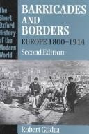 9780198206248: Barricades and Borders: Europe 1800-1914 (Short Oxford History of the Modern World)
