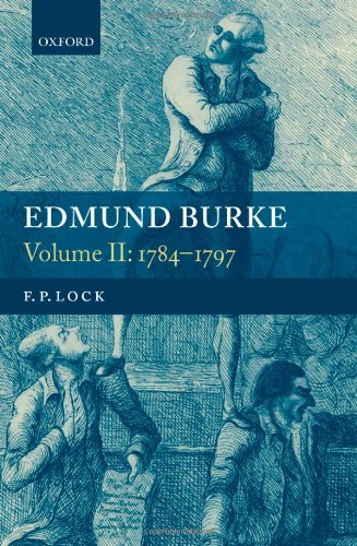 9780198206798: Edmund Burke, Volume II: 1784-1797: 1784-1797 v. 2 (Writings & Speeches of Edmund Burke)