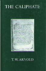 9780198208617: Caliphate (Oxford University Press Academic Monograph Reprints)