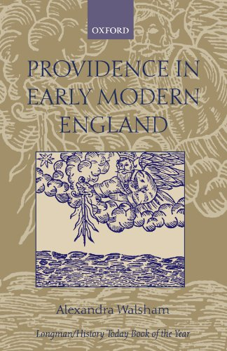 9780198208877: Providence in Early Modern England