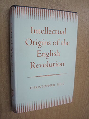 9780198213215: Intellectual Origins of the English Revolution