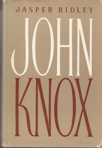 9780198213734: John Knox