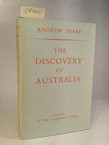 9780198215226: The Discovery of Australia
