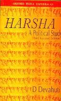 9780198215394: Harsha: A Political Study