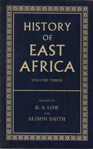 9780198216803: 003: History of East Africa, Vol. 3