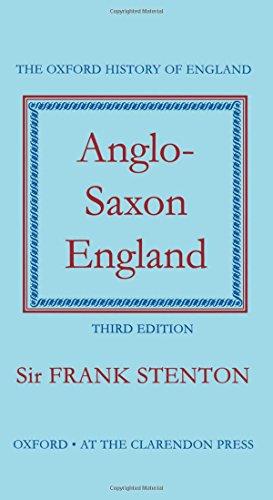 9780198217169: Anglo-Saxon England (Oxford History of England)