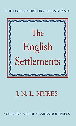 THE ENGLISH SETTLEMENTS.