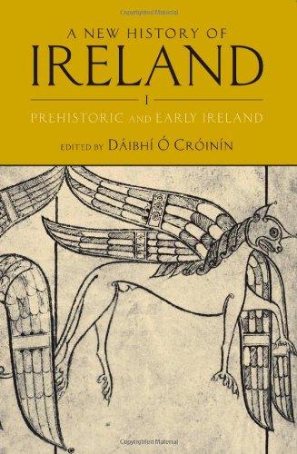 9780198217374: A New History of Ireland, Volume I: Prehistoric and Early Ireland