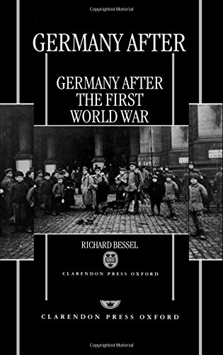 9780198219385: Germany after the First World War