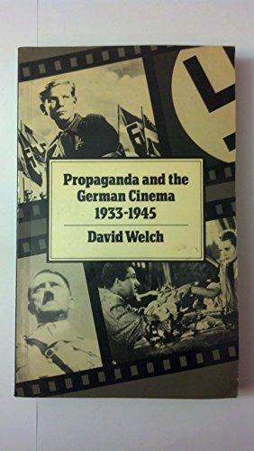 9780198219743: Propaganda and the German Cinema, 1933-1945
