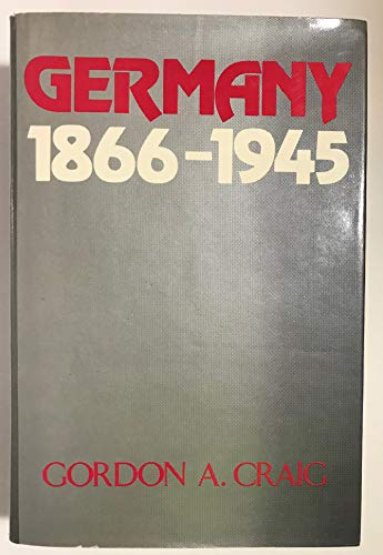 9780198221135: Germany 1866-1945 (Oxford History of Modern Europe)